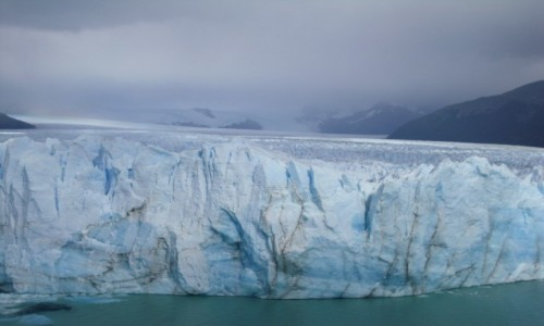 ARGENTYNA / Parque Los Glaciales / Perito Moreno / lodowiec Perito Moreno