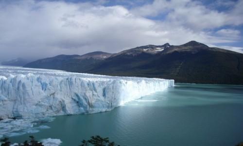 Zdjecie ARGENTYNA / El Calafate / Perito Moreno / Perito Moreno