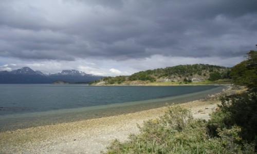 Zdjecie ARGENTYNA / Ziemia Ognista /Ushuaia / Park Ziemi Ognistej / na szlaku Senda