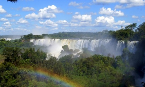 Zdjecie ARGENTYNA / - / Foz Iguacu / Catarattas Iguacu