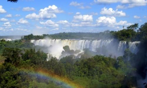 ARGENTYNA / - / Foz Iguacu / Catarattas Iguacu