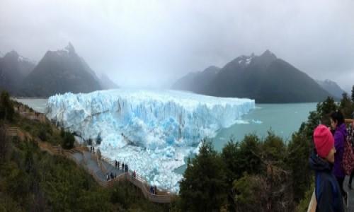 Zdjecie ARGENTYNA / Patagonia / Los Glaciares / Lodowiec Perito