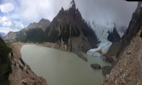 Zdjęcie ARGENTYNA / Patagonia / Los Glaciares / Laguna Torre