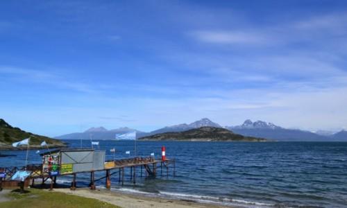 Zdjecie ARGENTYNA / Ziemia Ognista / Park Narodowy Tierra Del Fuego / Isla Redonda -