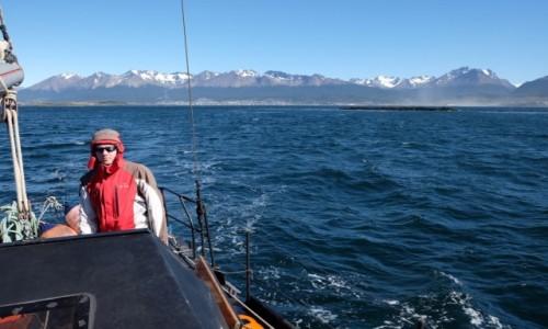 ARGENTYNA / Ushuaia / Beagle Channel / Żegluga po kanale Beagla