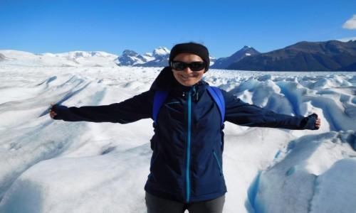Zdjecie ARGENTYNA / - / Perito Moreno Glacier / Ice hike
