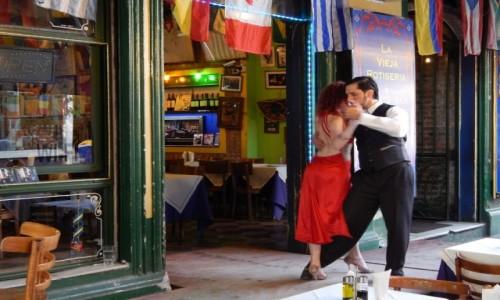 Zdjęcie ARGENTYNA / Buenos Aires / Buenos Aires / Tango