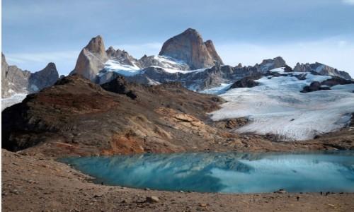 Zdjecie ARGENTYNA / Patagonia / Argentyna, Fitzroy / Fitzroy