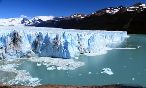 Zdjecie ARGENTYNA / Patagonia / Lodowiec Perito Moreno / Lodowiec Perito Moreno