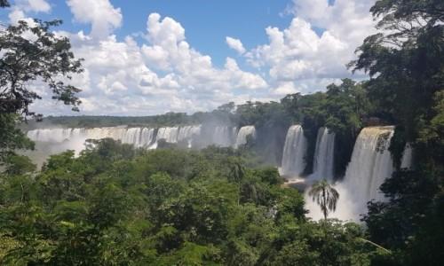 Zdjecie ARGENTYNA / Misiones / wodospady Iguazu / Widziałam kawałek Raju