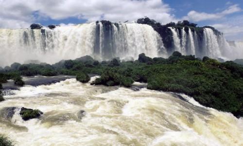 Zdjecie BRAZYLIA / Parana / Foz de Iquazu / Wodospady Iquazu 4
