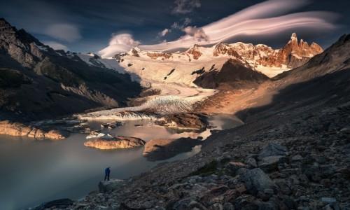 Zdjecie ARGENTYNA / Patagonia / Mirador Maestrii / Mirador Maestrii