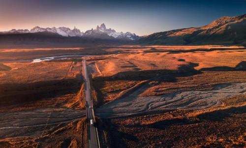 Zdjecie ARGENTYNA / Patagonia / Patagonia / Argentyńska Zakopianka