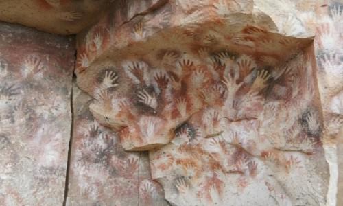 Zdjęcie ARGENTYNA / Santa Cruz / Cueva de las Manos / Cueva de las Manos