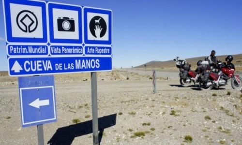 ARGENTYNA / Santa Cruz / Cueva de las Manos / Cueva de las Manos