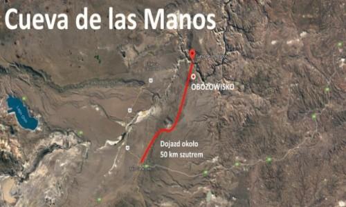 Zdjecie ARGENTYNA / Santa Cruz / Cueva de las Manos / Cueva de las Manos