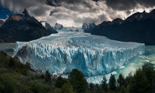 ARGENTYNA / Patagonia / Patagonia / Perito Moreno