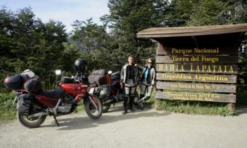 Zdjecie ARGENTYNA / Ziemia Ognista / Patagonia / Ushuaia