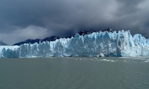 Zdjecie ARGENTYNA / Patagonia-Park Narodowy Los Glaciares / lodowiec Perito Moreno / Dla ochłody ;)