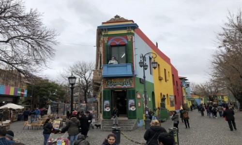 Zdjecie ARGENTYNA / buenos / aires / błenos