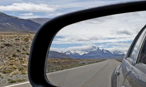 Zdjecie ARGENTYNA / Patagonia  / El Chalten  / Pożegnanie buuuu