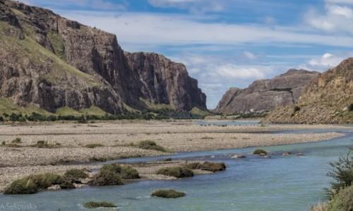 Zdjecie ARGENTYNA / El Chalten / okolica / Rio de Las Vueltas