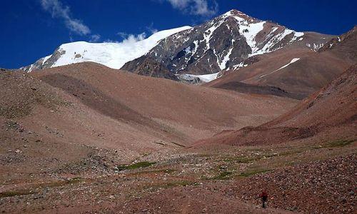 Zdjęcie ARGENTYNA / San Juan  / mercedario / Andy - Mercedario 6770 m
