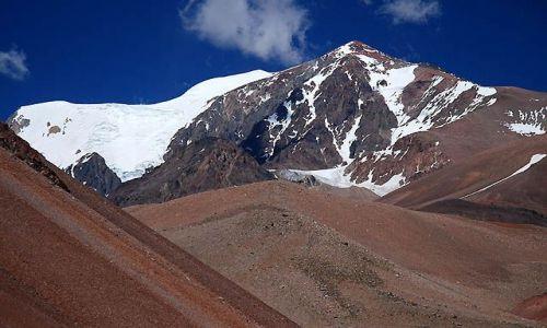 Zdjecie ARGENTYNA / San Juan  / mercedario / Andy - Mercedario 6770 m