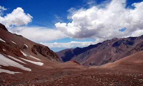 Zdjecie ARGENTYNA / San Juan  / mercedario / Andy - Mercedar