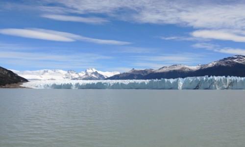 Zdjecie ARGENTYNA / Patagonia / Park Los Glaciares / Lodowce Patagonii