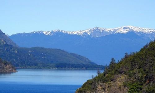 Zdjecie ARGENTYNA / San Martin de los Andes / San Martin de los Andes / Jezioro Lacar