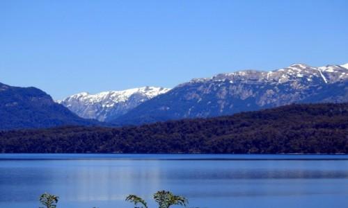 Zdjecie ARGENTYNA / Willa La Angostura / Ruta 4o / Jezioro Correntoso