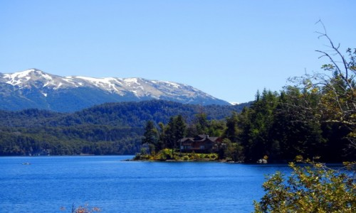 Zdjecie ARGENTYNA / Willa La Angostura / Ruta 40 / Jezioro Correntoso 1