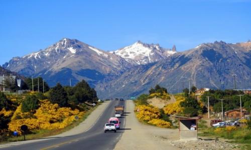 ARGENTYNA / Rio Negro / Bariloche / Andy