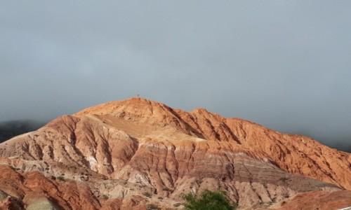 ARGENTYNA / Salta / Purmamarca / Cerro de los siete colores