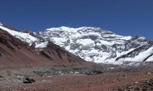 Zdjecie ARGENTYNA / Andy / Plaza Francia / Aconcagua 6962m