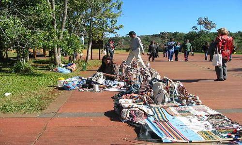 Zdjecie ARGENTYNA / brak / Park Narodowy Iguazu / W parku argentyńskim