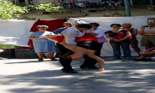 Zdjecie ARGENTYNA / Buenos Aires / San Telmo / w rytmie Tango...