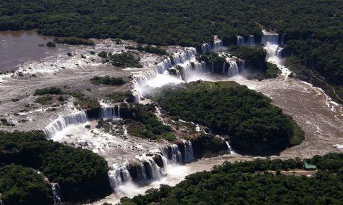 Zdjecie ARGENTYNA / Iguazu / Iguazu / Iguazu