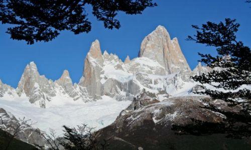 Zdjęcie ARGENTYNA / Patagonia / El Chalten / Fitz Roy