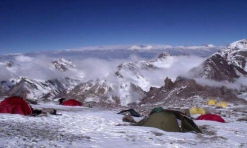 Zdjecie ARGENTYNA / - / Aconcagua / Camp Canada