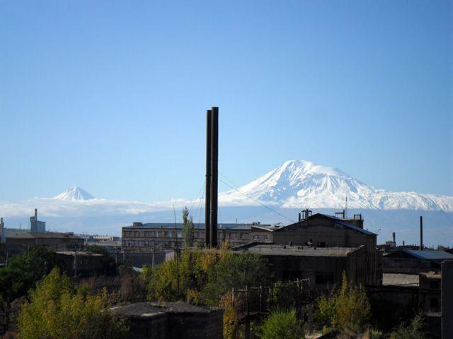 Zdjęcia: Erywań, Armenia, Magiczny Ararat, ARMENIA