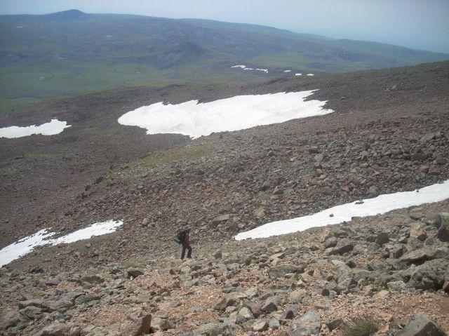 Zdjęcia: Wulkan Aragats (4090 m) najwyzsza gora Armenii, No to idziemy :), ARMENIA