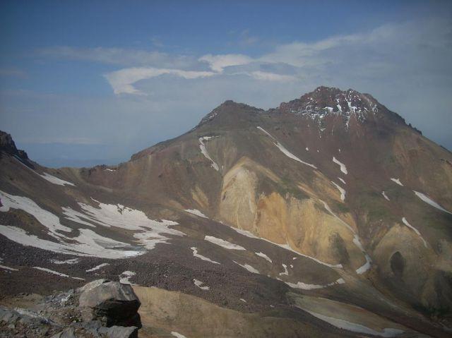 Zdj�cia: Wulkan Aragats (4090 m) najwyzsza gora Armenii, ..., ARMENIA