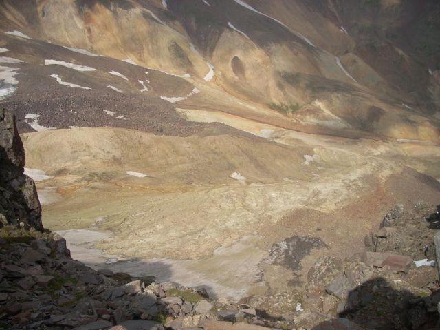 Zdjęcia: Wulkan Aragats (4090 m) najwyzsza gora Armenii, Wygasły krater, ARMENIA