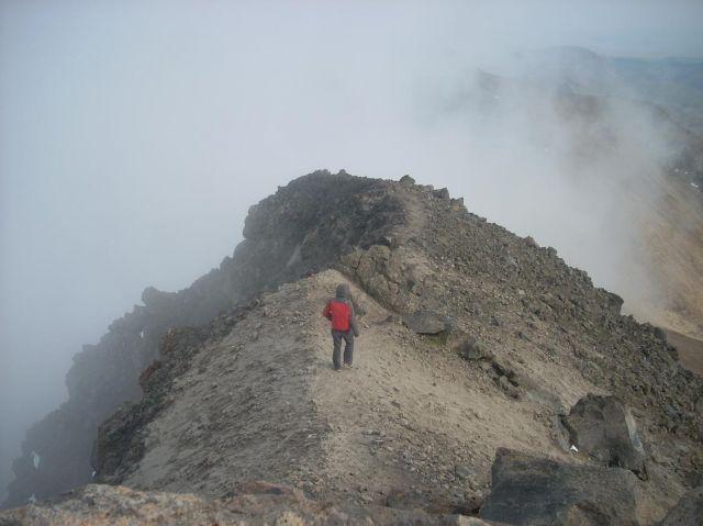 Zdjęcia: Wulkan Aragats (4090 m) najwyzsza gora Armenii, Północny wierzchołek 4080 m , ARMENIA