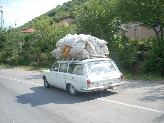 Zdjęcia: Goris, Więcej się nie dało..., ARMENIA