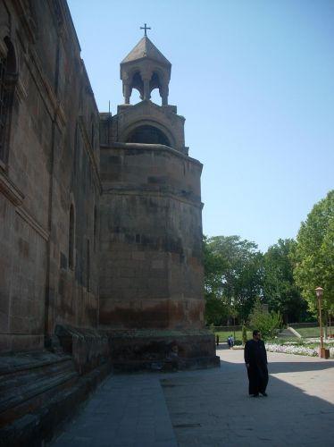 Zdjęcia: Eczmiadzyn tzw. ormianski Watykan, Katedra w Eczmiadzyn, ARMENIA