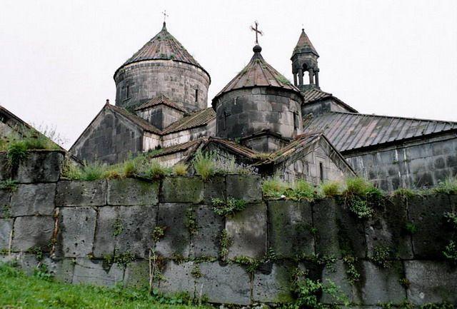 Zdj�cia: P�nocna Armenia, Kanion Debed, Haghpat, ARMENIA