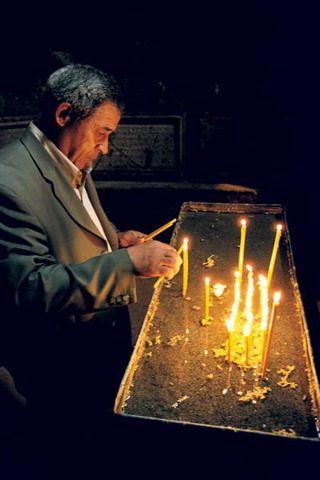 Zdjęcia: W ormiańskim kościele, Narik, ARMENIA
